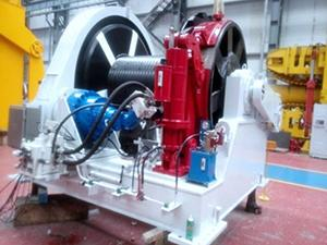 Anchoring Hydraulic Power Unit